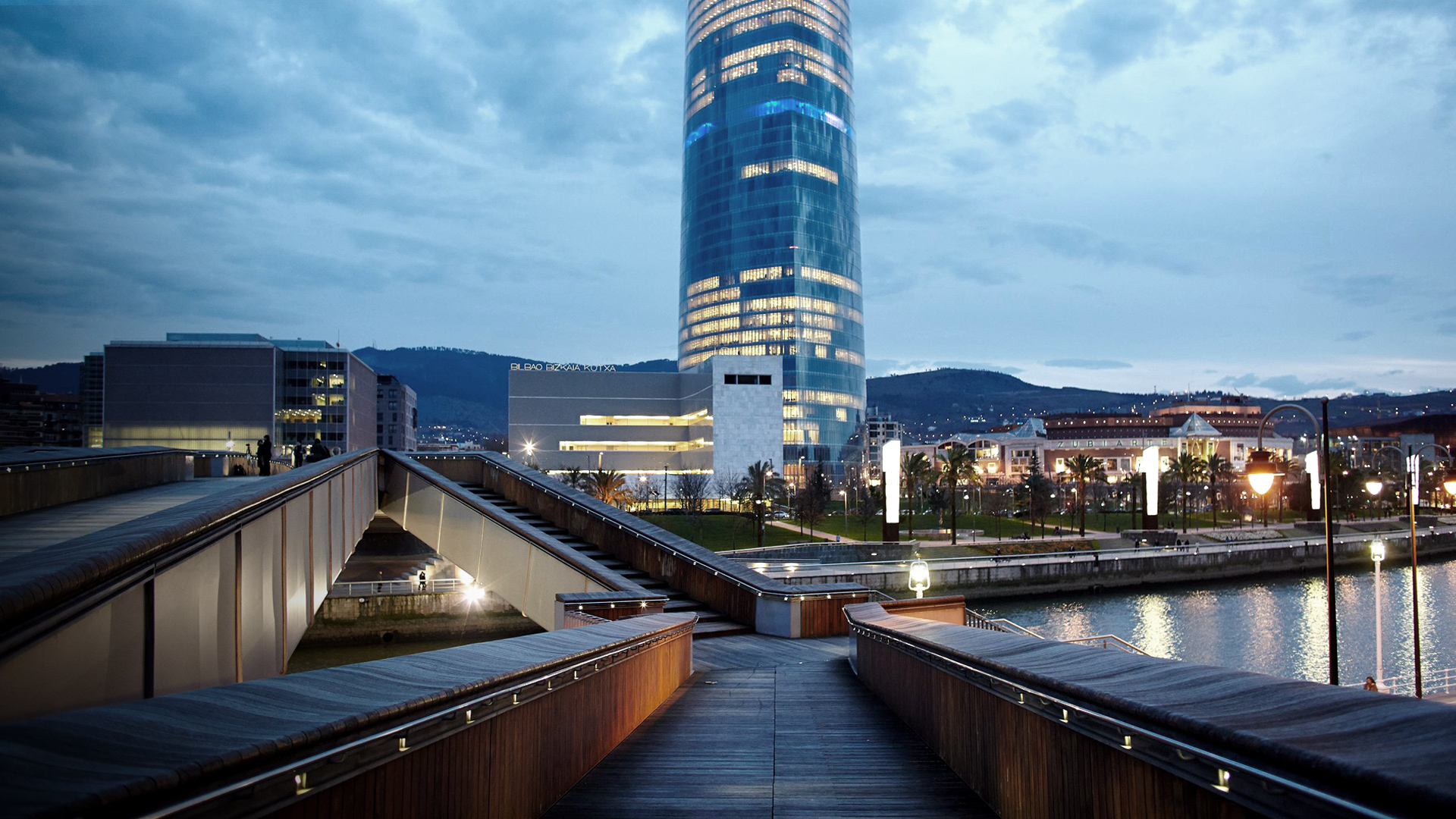 iberdrola tower 2 locations in bilbao bizkaia. Black Bedroom Furniture Sets. Home Design Ideas