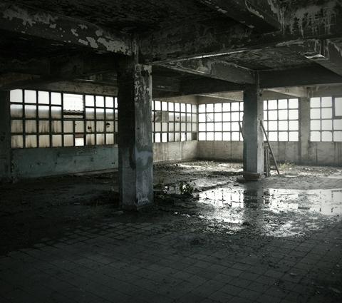 Paisaje industrial