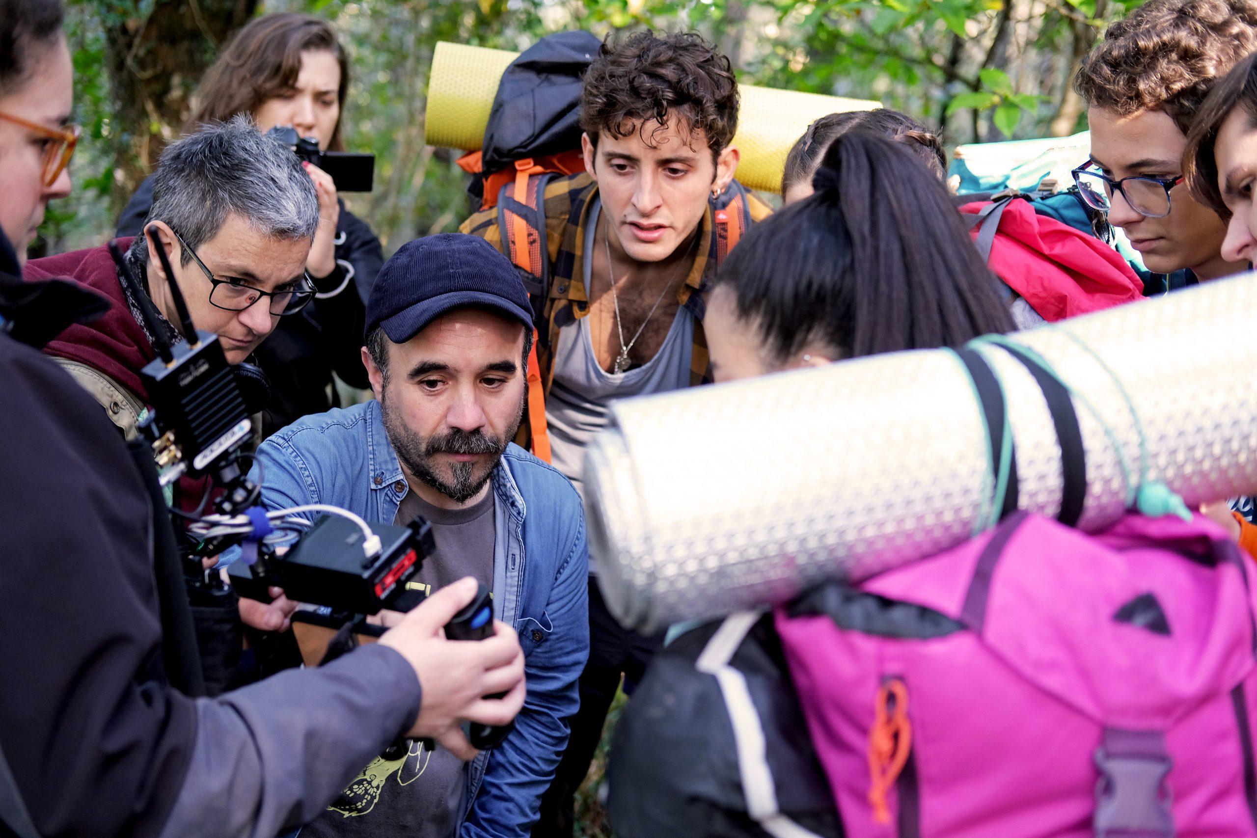 "ORANGE LAUNCHES ""CAMINANTES"", THE HORROR SERIES DIRECTED BY KOLDO SERRA AND FILMED IN BILBAO BIZKAIA"